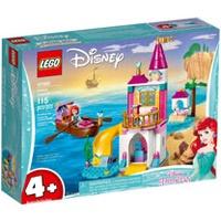 樂高積木 LEGO《 LT41160 》迪士尼公主系列 - Ariel's Seaside Castle