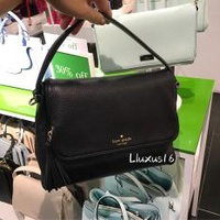 Kate spade Miri Chester street black satchel bag