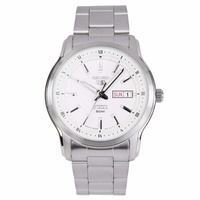 Seiko 5 Automatic Men Stainless Steel Watch