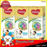 Dumex UHT Gold Plus 3 Tasteless Milk 180ml Pack 3 UHT Milk - Sterilized Milk Milk and Powdered Drink