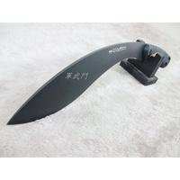 【軍武門】義大利 FOX 印度廓爾克彎刀(1069#660)原廠/登山刀/露營刀/戶外休閒