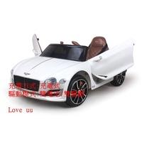 Love UU CHING-CHING親親 賓利電動車(紅色/白色/黑色)RT-1166♥