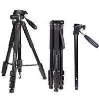 POLAM-FOTO 70/176.5cm 2-in-1 Tripod Monopod-Camera Tripod AluminumTravel Tripod with Bag for Canon/N