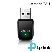 ★現貨★TP-Link Archer T3U 1300Mbps HD雙頻Wi-Fi網路 MU-MIMO無線網卡