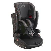 【Graco】  AirPop 嬰幼兒成長型輔助汽車安全座椅 繽紛彩