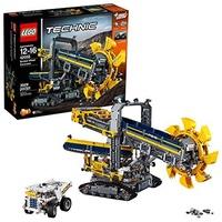 [iroiro] Lego (LEGO) Technique bucket excavator 42055