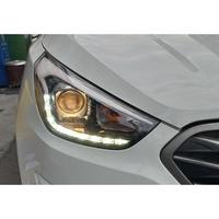 IX35 LED大燈總成~2010~2015 適用~含轉接頭