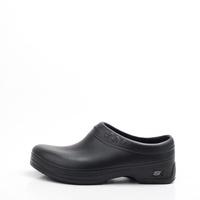 Skechers 女 舒適 防滑大底工作鞋 -黑 廚師鞋 76381BLK 現貨