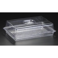 YJ Selected - 無毒壓克力 蛋糕盒 (下托盤/上罩蓋)