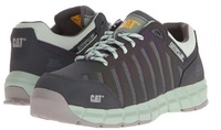 WOMEN Authentic Caterpillar Safety Shoe / Boots / Composite Toe / Steel Toe / F-2413-11