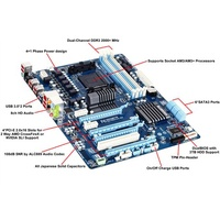 ASUS 華碩 技嘉 微星 MSI 主機板 支援 AM3 AM3+ FX8320 8350 X6 1055T 1075T