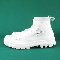 Palladium PAMPA HI LITE K 高筒靴 95749104 白 女款 大尺碼【iSport愛運動】