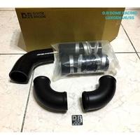 【整備區】D.R DOME RACING LUXGEN S5 U6 渦輪管 進氣鋁管 GFB IC管 標準版