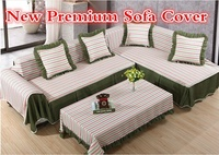 2016 Sofa covers thicken sofa cover cushon cover/12 designs Sofa cover L shape sofa covers/pillow co