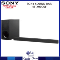 SONY SOUND BAR * HT-X9000F * DOLBY ATMOS SOUND * BLUETOOTH * SINGAPORE WARRANTY