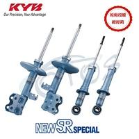 HONDA FIT 07~13 日本原裝KYB NEW SR藍筒避震器(免運)