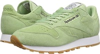 Reebok Men's Classic Leather Pastels Aloe Green/Classic White/Coal 10 D US - intl