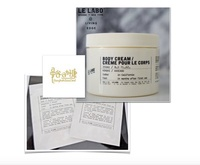 【曼谷A好康】LE LABO 日本檜木 乳霜3ml 旅行包 body cream hinoki 香水乳霜