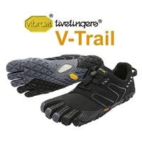 《送排汗五趾襪~》Vibram FiveFingers 五趾鞋 男款戶外越野跑 V-Trail 17M6901