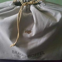 Selling Authentic Braun Buffel Office Bag