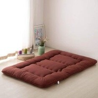 150x200cm Breathable Thicken Winter Warm Mattress Foldable Tatami Mattress Pad Sleeping Rug Bedroom and Office Lazy Bed Mats