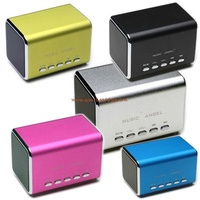 Instrument music Original Music Angel JH-MD05 car speakers and subwoofers vibrating dancing speakers