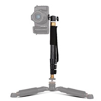 Bestshoot 38 Inch Aluminum Monopod Selfie Stick with Mini Ball Head 4 Sections for Gopro DLSR SLR Camera DV Camcorder Smartphone [並行輸入品]