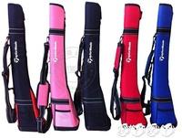 高爾夫球包 高爾夫球包 小槍包迷你小球包 裝4支桿 高爾夫球桿袋 送木TEE 愛丫愛丫