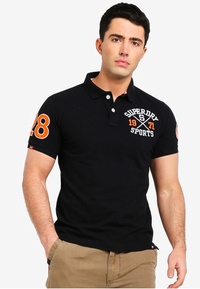 Superdry Classic Superstate Pique Polo