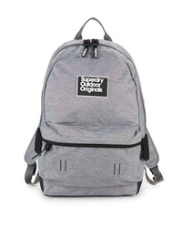 Superdry Binder Montana Backpack (Grey)
