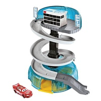 Disney Pixar Cars 3 Florida Speedway Spiral Playset , Standard Packaging
