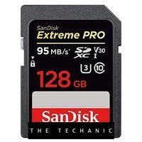 SANDISK EXTREME PRO MICROSDXC UHS-I CARD 128GB