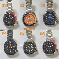 จัดส่งฟรี SEIKO Seiko นาฬิกาผู้ชาย PROSPEX ชุดผู้ชายนาฬิกา PADI ตารางการดำน้ำหอยเป๋าฮื้อวิศวกรรมนาฬิกา SRPA21J1