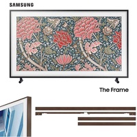 "Samsung QN55LS03RA The Frame 3.0 55"" QLED Smart 4K UHD TV (2019) with Extra Frame"