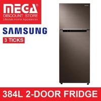 SAMSUNG RT38K503ADX 384L 2-DOOR FRIDGE (3 TICKS)
