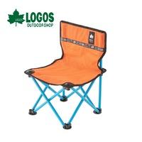 [現貨]LOGOS 日本 ROSY 野營椅《橘》/野營椅/摺疊椅/導演椅/73170042