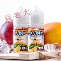 (預購) DAZE 自拍星期天30MG 鹽油 丁鹽 D鹽 小煙 爆脾氣 鯊克 VGOD 獨角獸(500元)