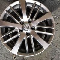 Nissan Teana 17吋頂級原廠鋁圈