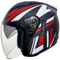 GP-5 GP5 223 幾何 3/4罩 半罩 內鏡片 內襯全可拆 雙鏡片 安全帽