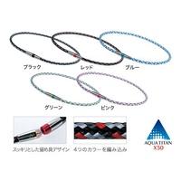 [7天寄出]日本銀谷phiten X50編織項圈High-End 50cm
