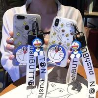 現貨 oppo r9/r9s plus手機殼套創意可愛卡通哆啦A夢r11/r11s plus女款