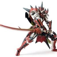 千值練 魔物獵人雄火龍裝模型