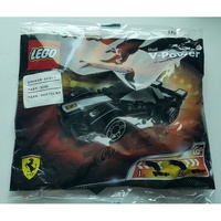 LEGO 30195 聯名shell殼牌 法拉利迴力車Ferrari 跑車