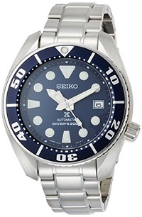 ▶$1 Shop Coupon◀  SEIKO PROSPEX Men s Watch Diver Mechanical self-winding (with manual winding) Wate