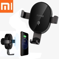 XIAOMI Mijia 70mai QI Certification Car smart Phone Holder 10W Fast Wireless Charg