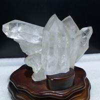 白水晶簇(1022g)