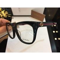 WMG多色鏡框眼鏡GUCCI古馳純板材眼鏡架新款復古眼鏡框大框方形平光鏡 可配近視