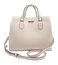 (Kate Spade New York) Kate Spade New York Laurel Way Evangelie Saffiano Leather Shoulder Bag Satc...