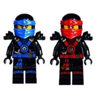 「輕鬆購」樂高 LEGO 70751 阿光 赤地