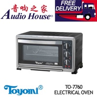 TOYOMI TO-7760 ELECTRICAL OVEN